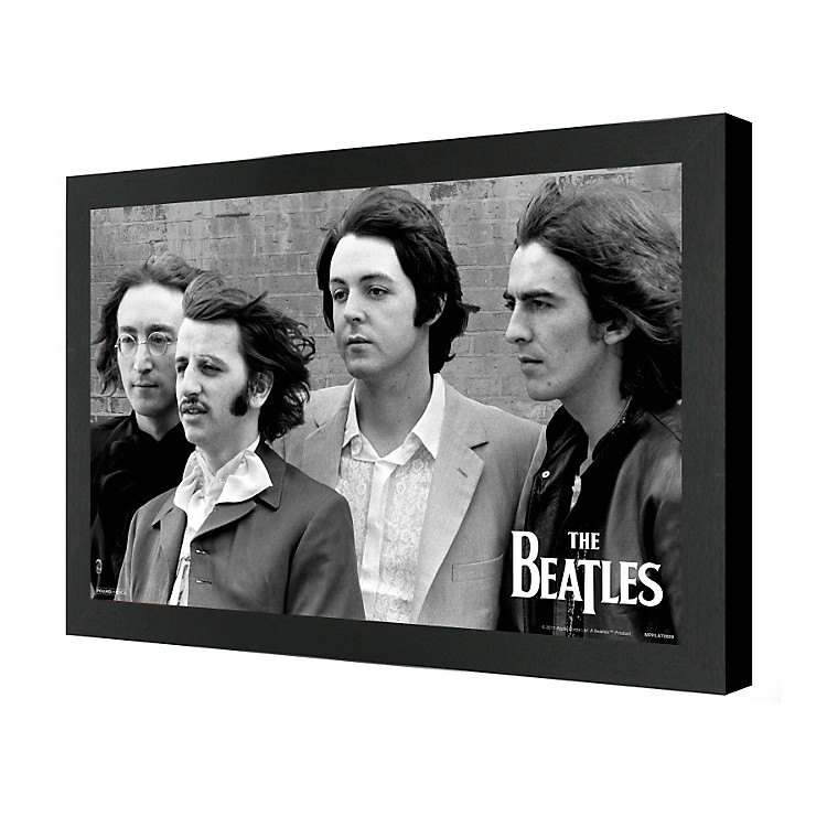 Ace Framing The Beatles Group Framed Artwork