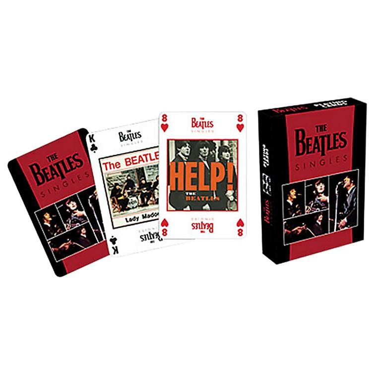 Hal LeonardThe Beatles Playing Cards (The Singles)