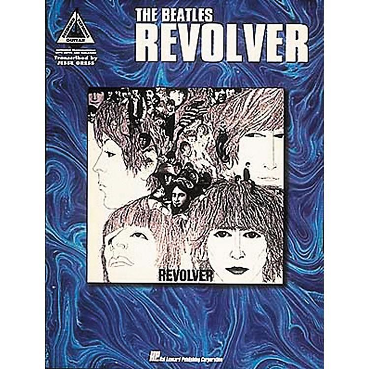 Hal LeonardThe Beatles Revolver Guitar Tab Book