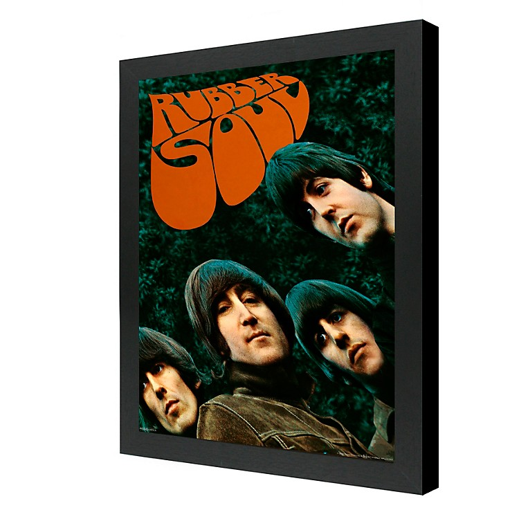 Ace Framing The Beatles Rubber Soul Framed Artwork
