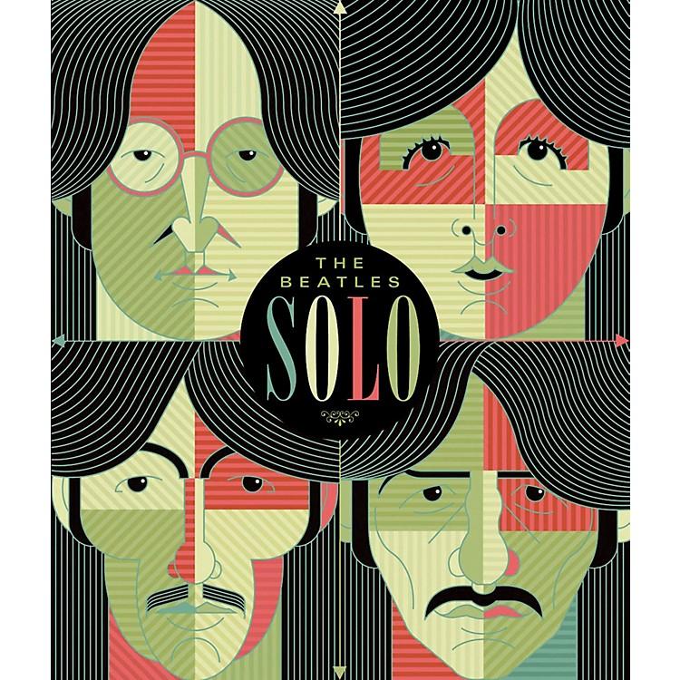 Hal LeonardThe Beatles Solo Book