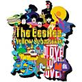 Hal Leonard The Beatles Yellow Submarine  Chunky Magnet