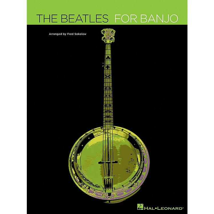 Hal LeonardThe Beatles for Banjo Songbook