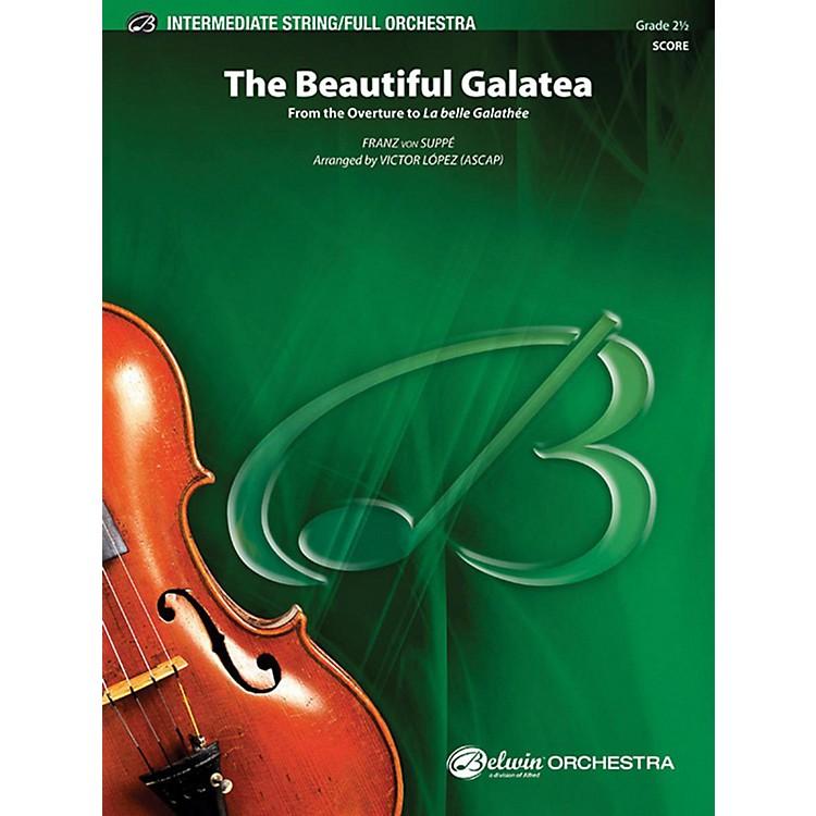AlfredThe Beautiful Galatea Full Orchestra Grade 2.5