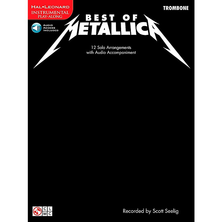 Cherry LaneThe Best Of Metallica Trombone