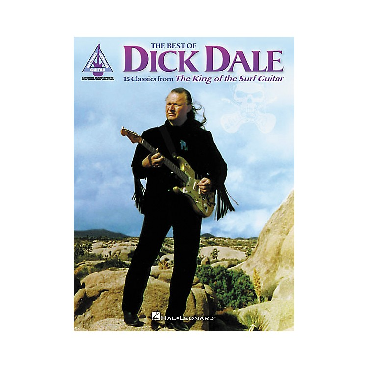 Hal Leonard The Best of Dick Dale Guitar Tab Songbook