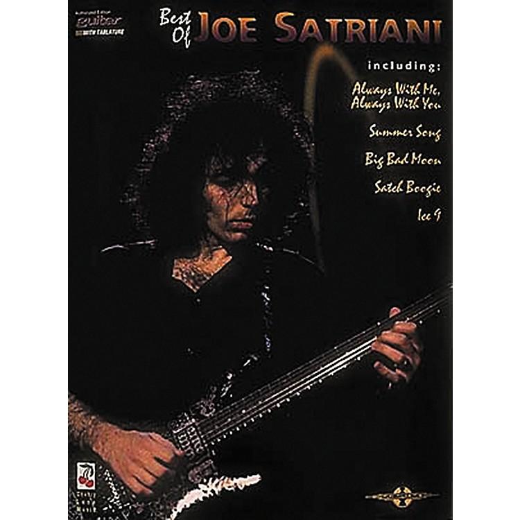 Hal LeonardThe Best of Joe Satriani Guitar Tab Songbook