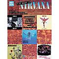 Hal Leonard The Best of Nirvana Guitar Tab Book