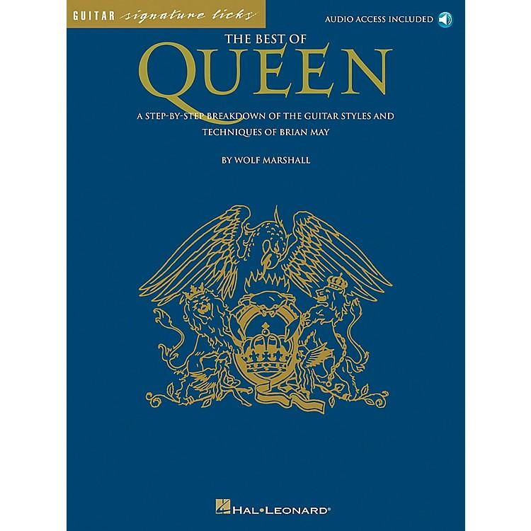 Hal LeonardThe Best of Queen Guitar Tab Book