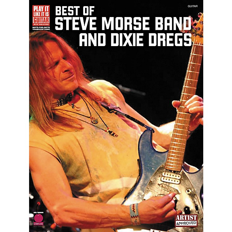 Cherry LaneThe Best of Steve Morse Band & Dixie Dregs Guitar Tab Songbook