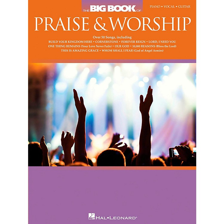 Hal LeonardThe Big Book Of Praise & Worship for Piano/Vocal/Guitar