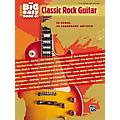 Alfred The Big Easy Book of Classic Rock Guitar Tab