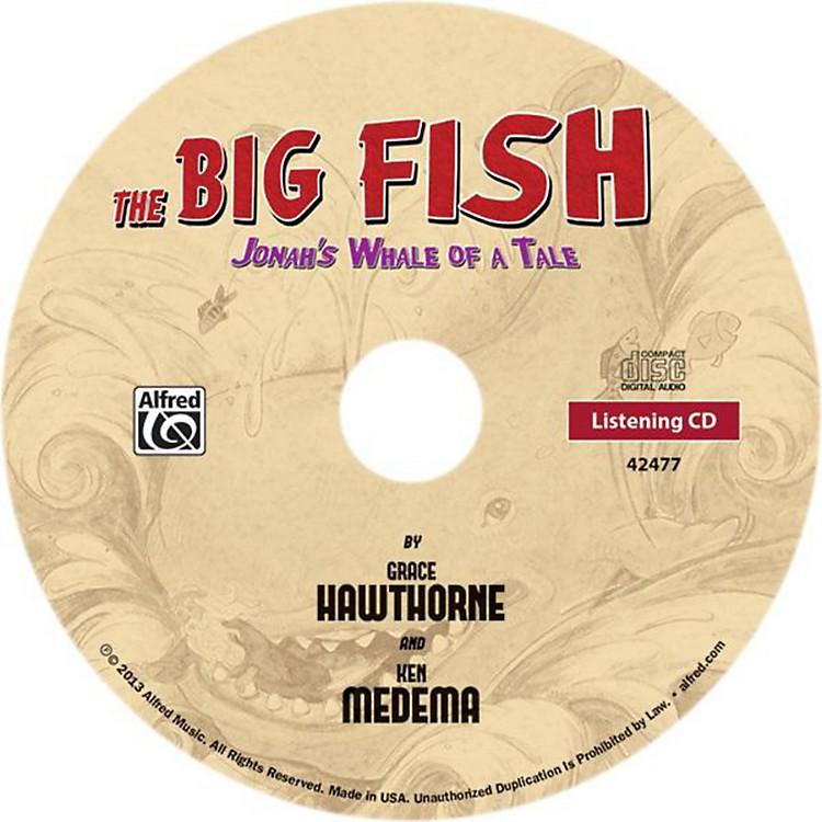 AlfredThe Big Fish - Christian Elementary Musical Bulk CD 10-pack