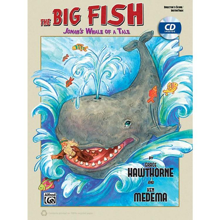 AlfredThe Big Fish  - Christian Elementary Musical Director's Kit (Handbook and Enhanced CD)