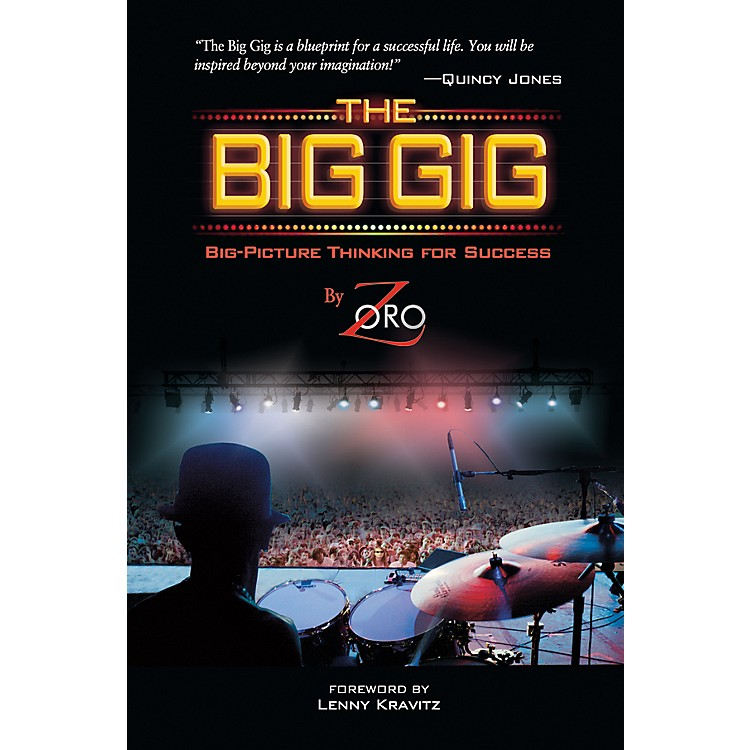 AlfredThe Big Gig: Big-Picture Thinking for Success by Zoro (Book)