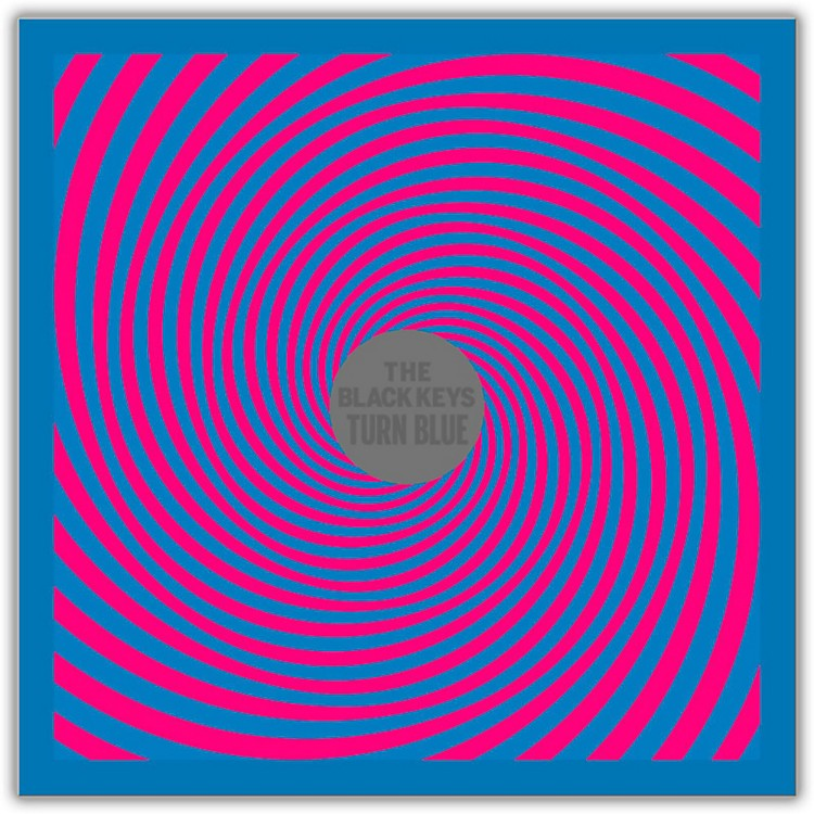 WEA The Black Keys - Turn Blue (with Bonus LP) Vinyl LP
