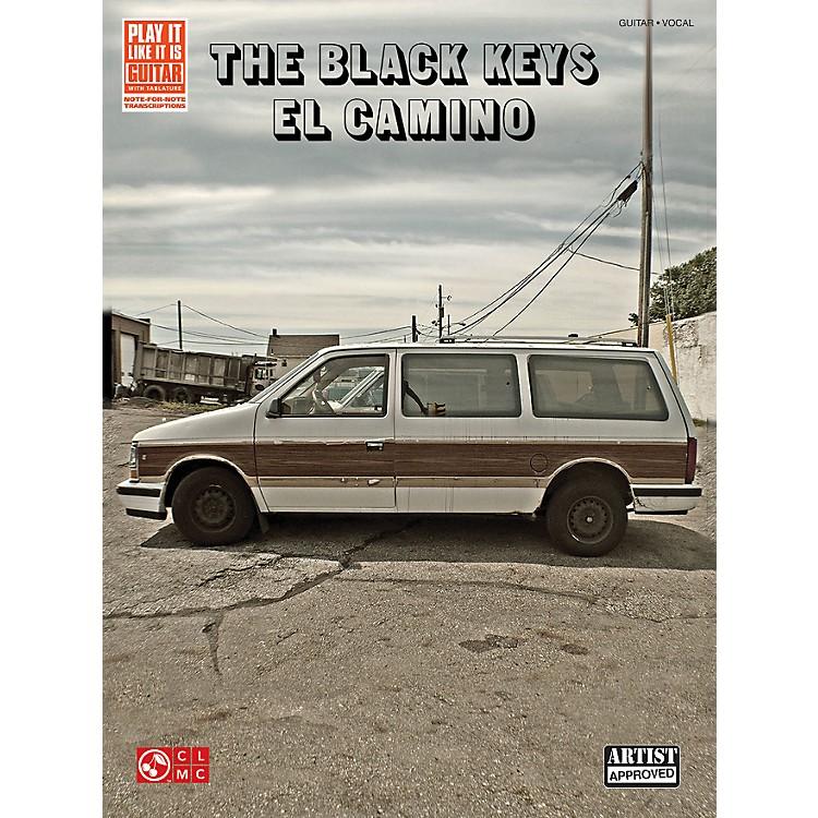 Cherry LaneThe Black Keys El Camino Guitar Tab Songbook