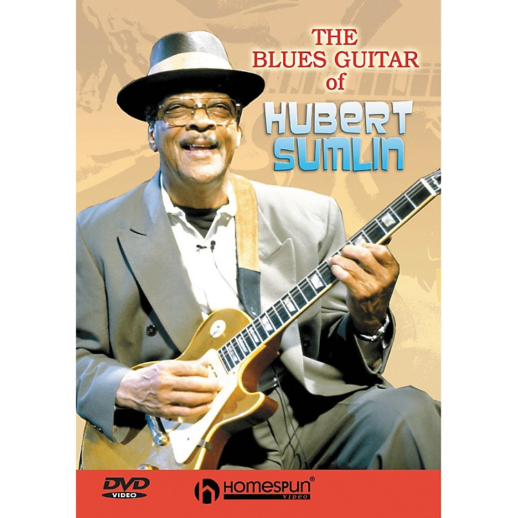 Homespun The Blues Guitar of Hubert Sumlin (DVD)