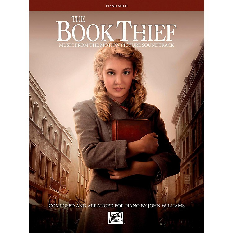 Hal LeonardThe Book Thief - Music From The Motion Picture Soundtrack