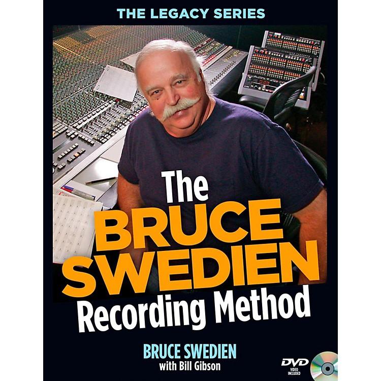 Hal LeonardThe Bruce Swedien Recording Method Book/DVD-ROM