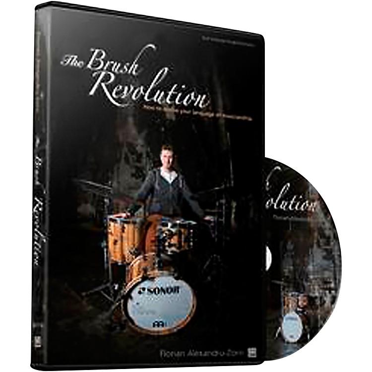AlfredThe Brush Revolution DVD