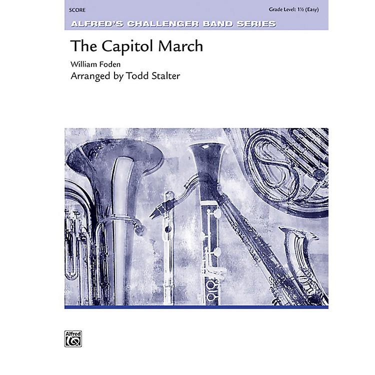 AlfredThe Capitol March Concert Band Grade 1.5 Set