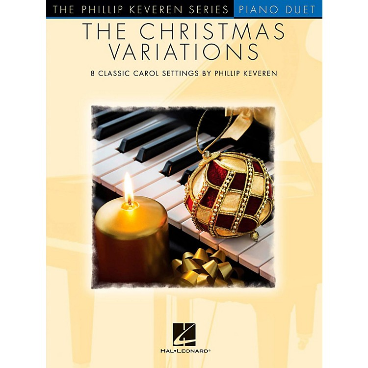 Hal Leonard The Christmas Variations - Piano Duet - Phillip Keveren Series