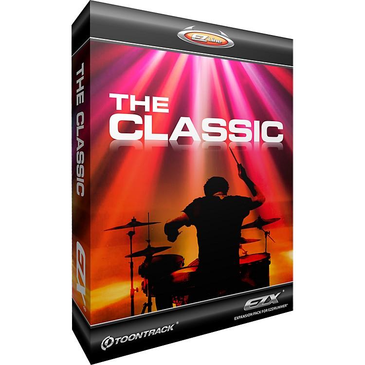 ToontrackThe Classic EZX Software Download