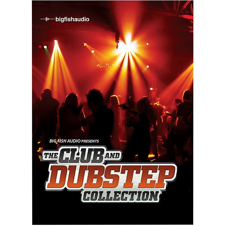 Big Fish The Club and Dubstep Collection