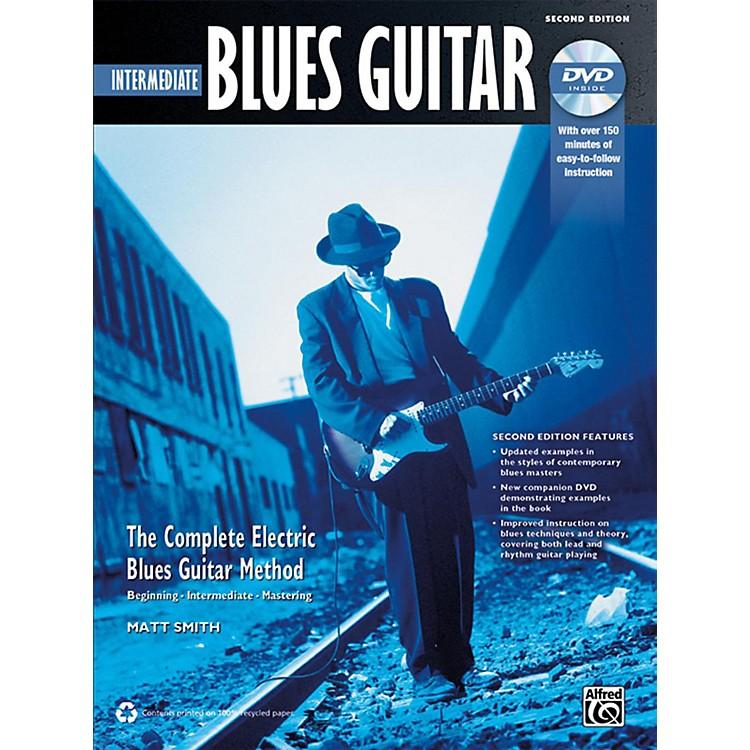 AlfredThe Complete Blues Guitar Method: Intermediate Blues Guitar Book & DVD