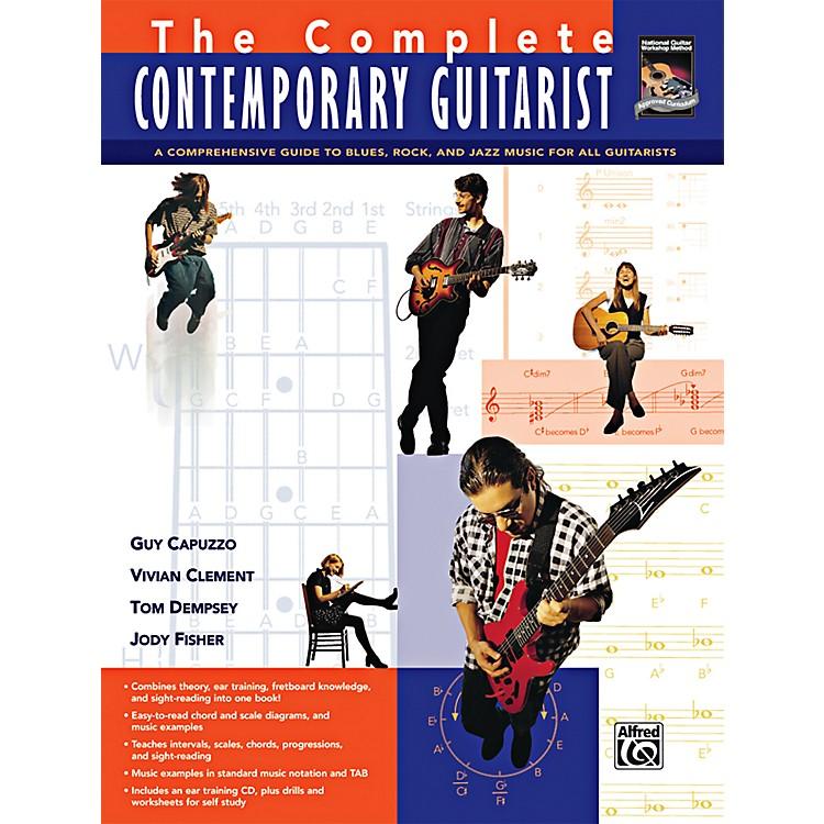 AlfredThe Complete Contemporary Guitarist Book & CD