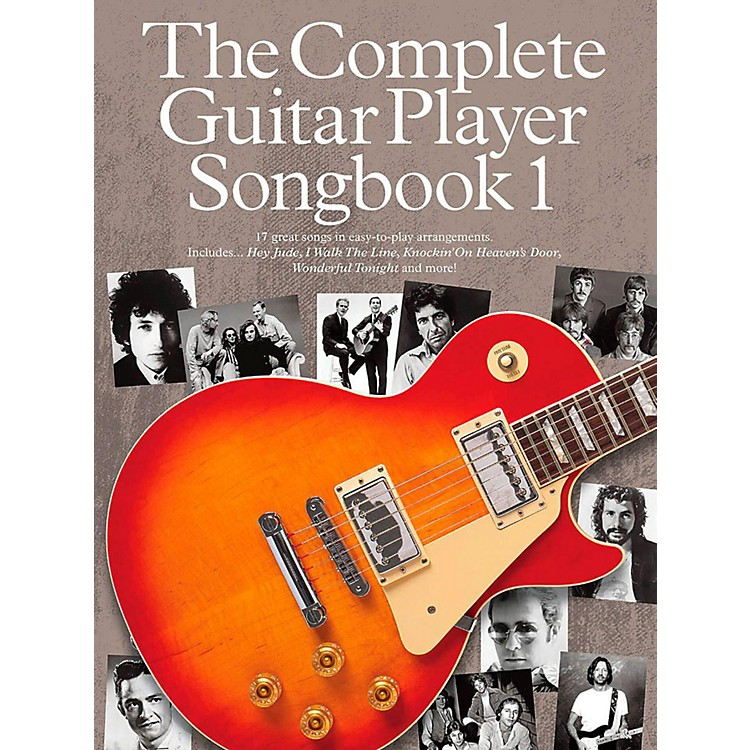 Music SalesThe Complete Guitar Player - Songbook 1
