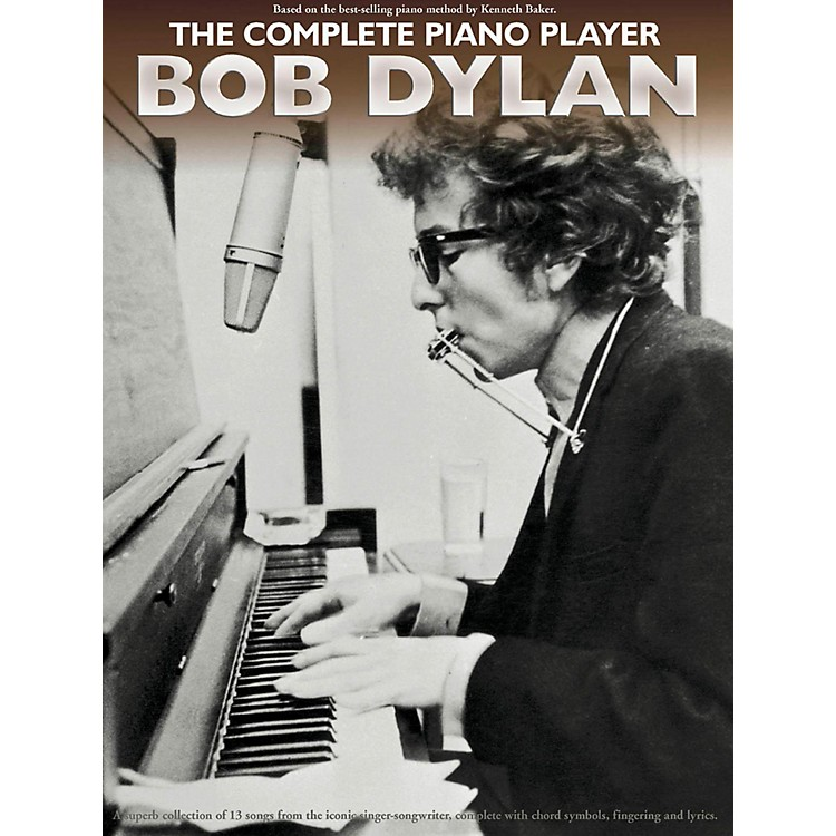 Music SalesThe Complete Piano Player - Bob Dylan