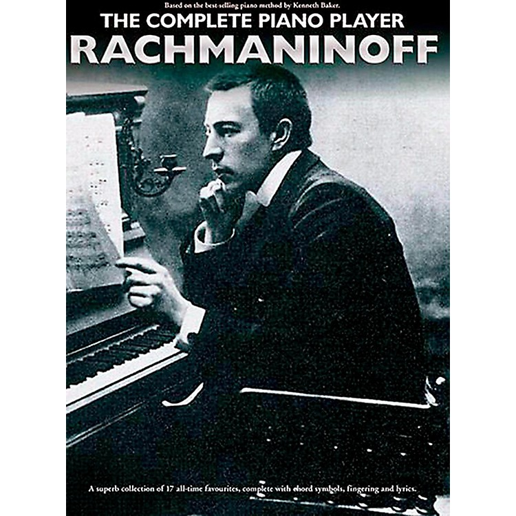 Music Sales The Complete Piano Player - Rachmaninoff