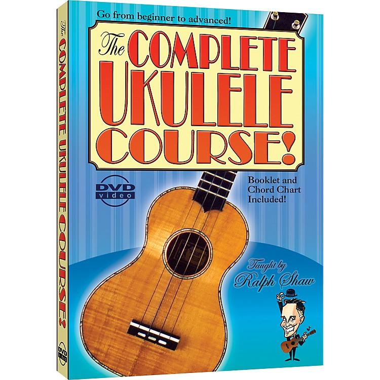 eMediaThe Complete Ukulele Course DVD