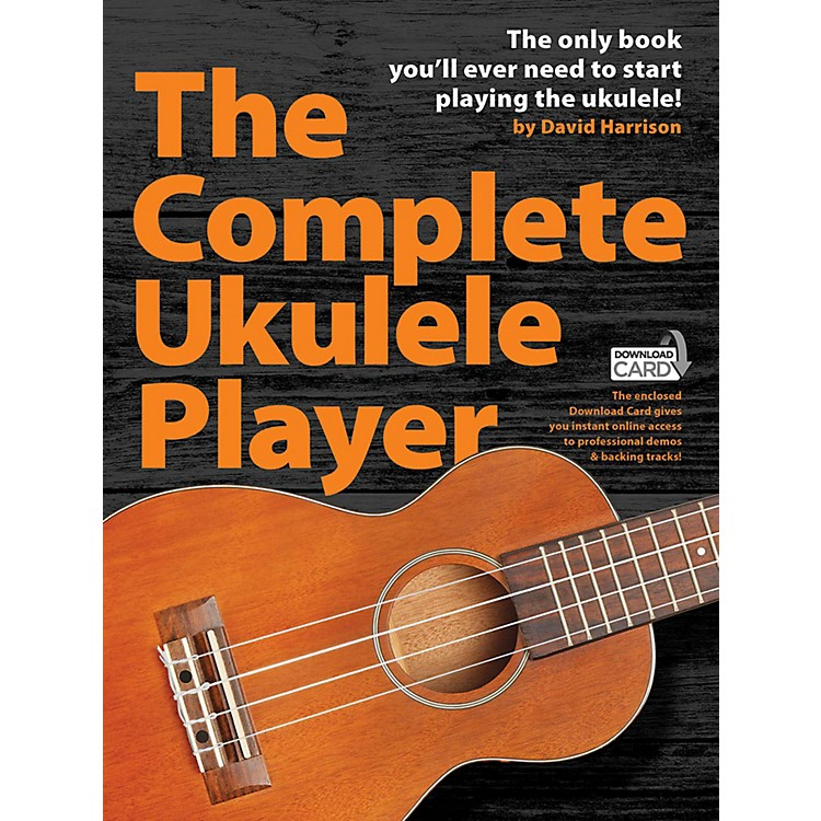 Music Sales The Complete Ukulele Player (Book/Audio Online)
