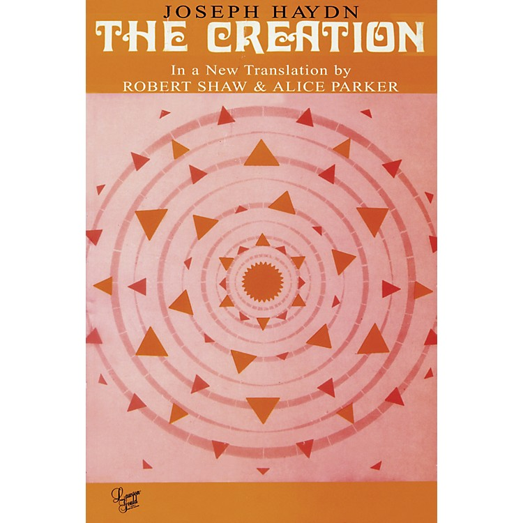 AlfredThe Creation Chorale Workshop Book