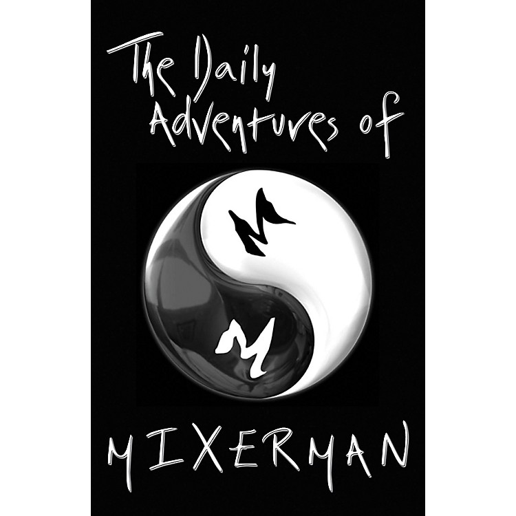 Hal Leonard The Daily Adventures of Mixer Man (Book)