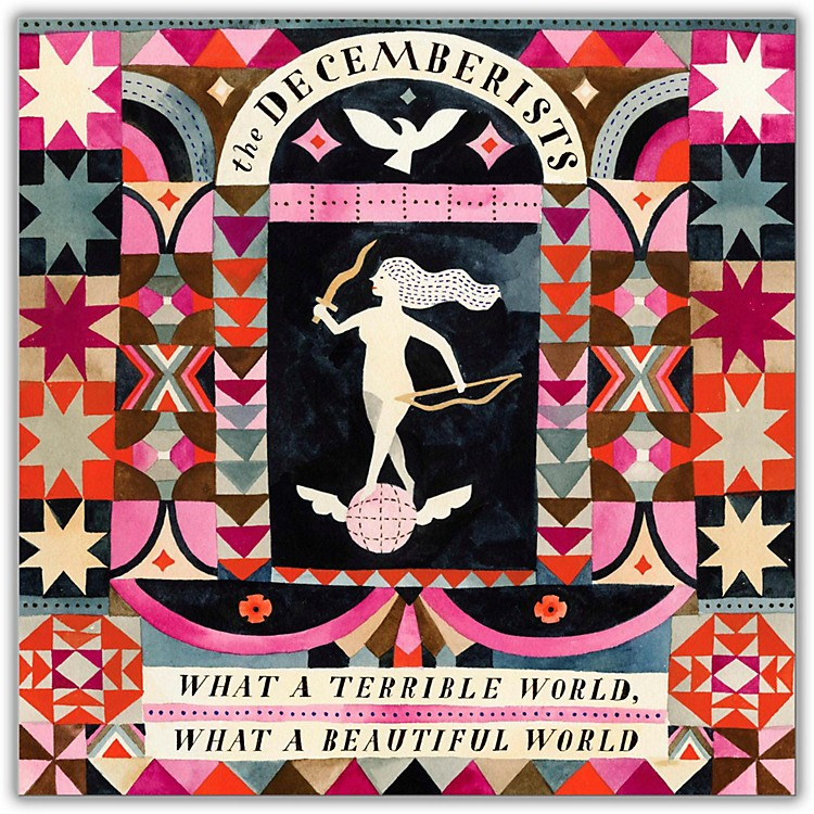Universal Music GroupThe Decemberists - What A Terrible World, What a Beautiful World Vinyl LP
