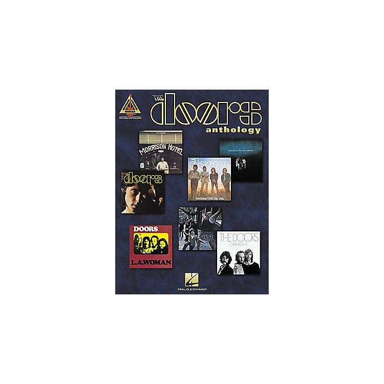 Hal LeonardThe Doors Anthology Guitar Tab Book