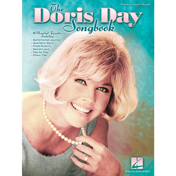 Hal LeonardThe Doris Day Songbook for Piano/Vocal/Guitar PVG