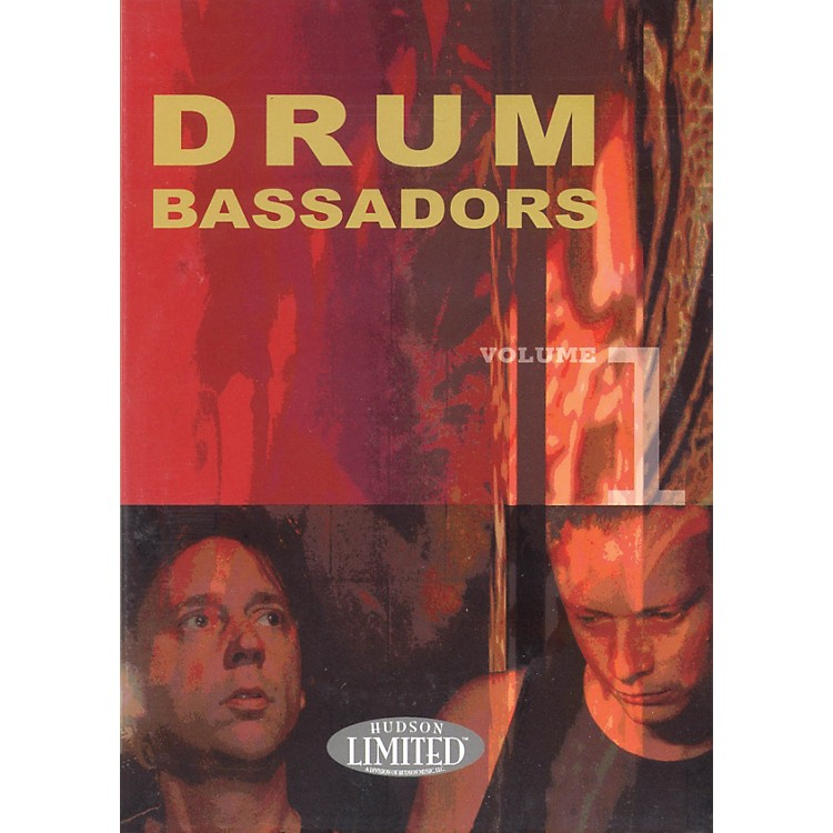 Hudson Music The Drumbassadors Volume 1 DVD
