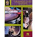 Hal Leonard The Drummer's Guide to Shuffles Book/CD