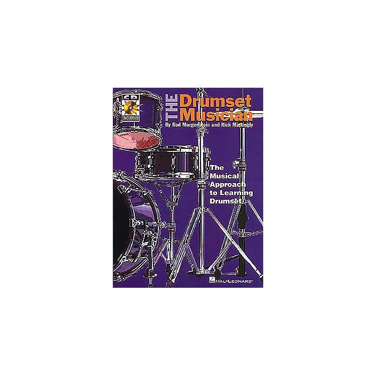 Hal LeonardThe Drumset Musician Book/CD