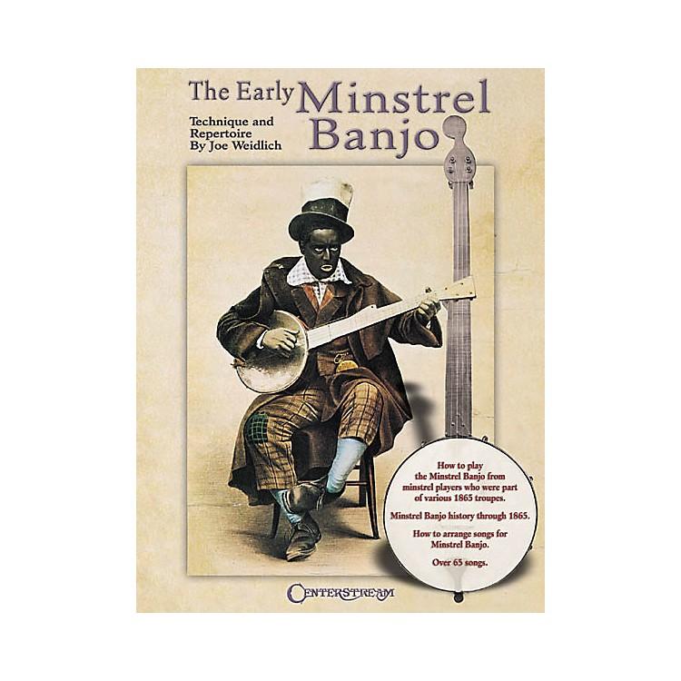 Centerstream PublishingThe Early Minstrel Banjo Tab Songbook