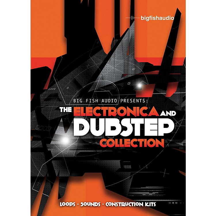 Big FishThe Electronica and Dubstep Collection