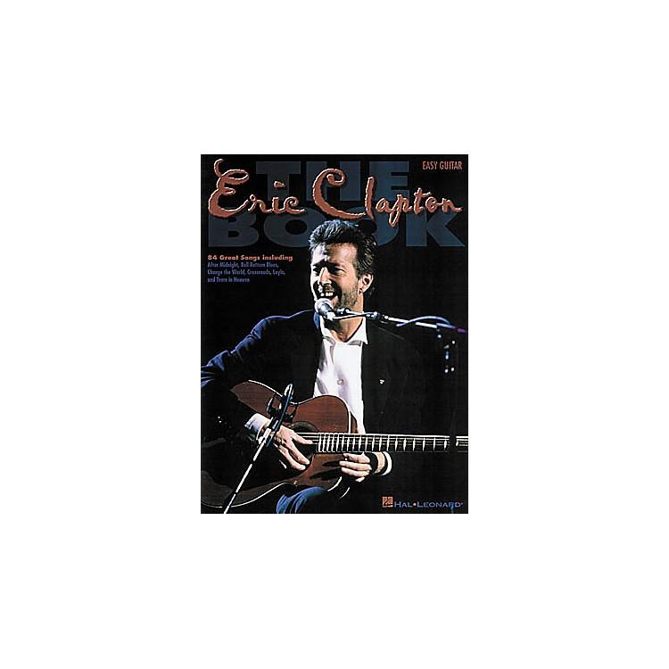 Hal LeonardThe Eric Clapton Guitar Tab Book