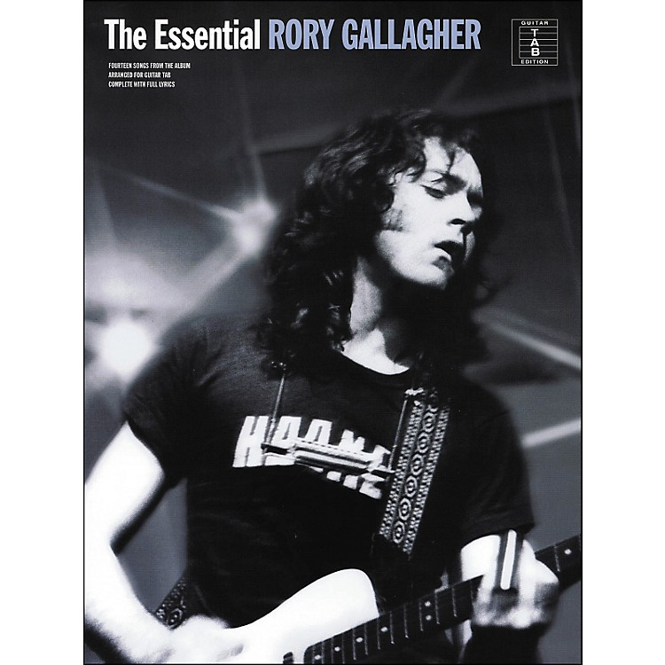 Music SalesThe Essential Rory Gallagher Vol. 1 Tab Book