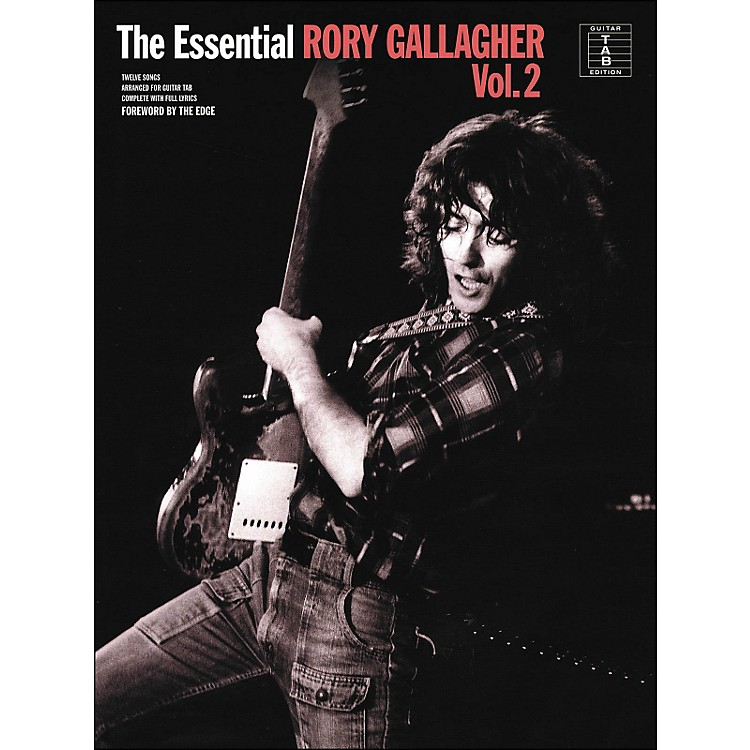 Music SalesThe Essential Rory Gallagher Vol. 2 Tab Book