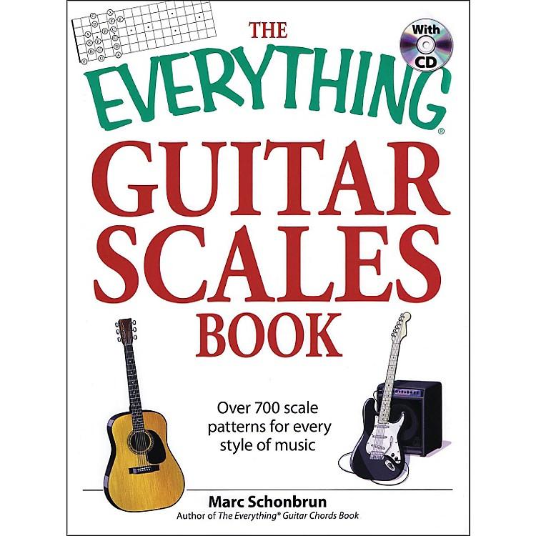 Hal LeonardThe Everything Series - Guitar Scales Book